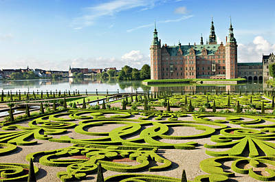 Photograph - Frederiksborg Castle And Gardens by Clarkandcompany
