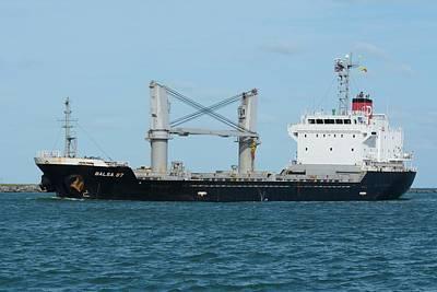 Photograph - Freighter Balsa 87 by Bradford Martin