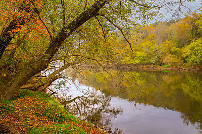Photograph - French Broad River by Tom Gresham