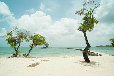 Antilles Photograph - French West Indies, Martinique, Sainte by Emmanuel Joly