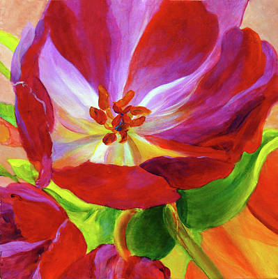 Painting - Fresh Bloom by Patricia Benson
