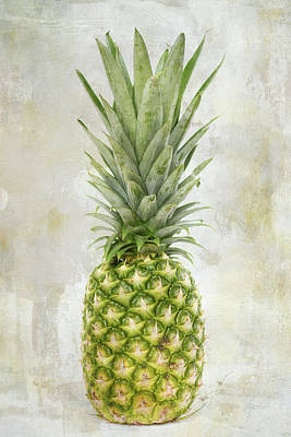 Photograph - Fresh Pineapple by Jai Johnson