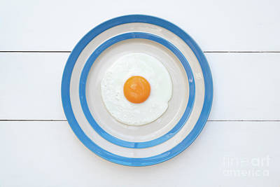 Photograph - Fried Egg by Tim Gainey