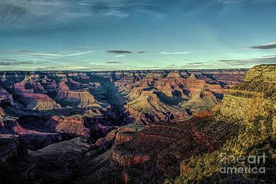 Photograph - From Rim To Rim by Jon Burch Photography