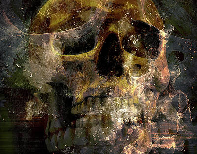 Digital Art - From The Crypt by Michael Damiani