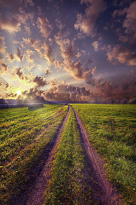 Photograph - From Those That Have Gone Before Us by Phil Koch