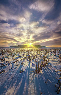 Photograph - Frozen Moments by Phil Koch