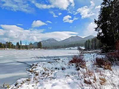 Photograph - Frozen Water by Dan Miller