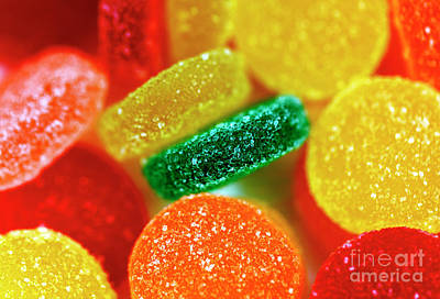 Photograph - Fruit Candy Colors by John Rizzuto