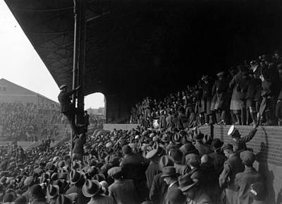 Photograph - Fulham Champions by Davis