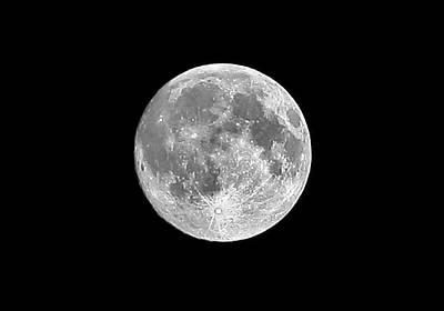 Photograph - Full Moon by Richard Newstead