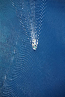 Recreational Boat Photograph - Full Throttle Ahead by Vuk8691