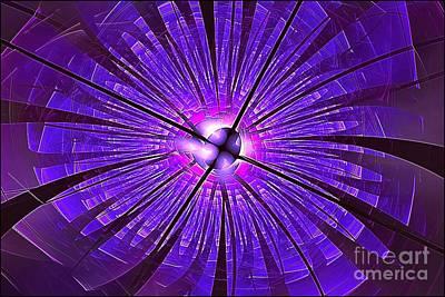 Digital Art - Fusion Power Or False Promises by Doug Morgan