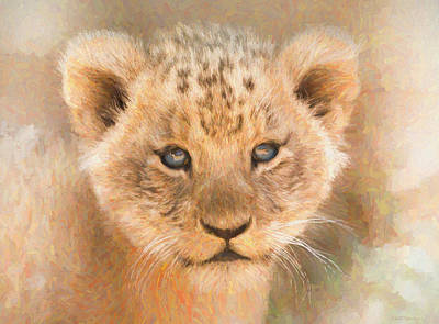 Painting - Future King 498 - Painting by Ericamaxine Price