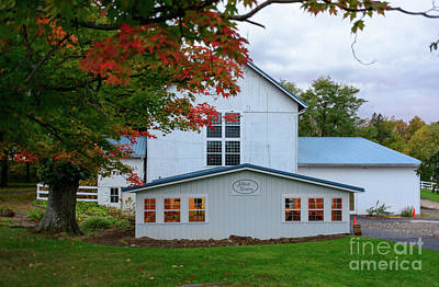 Photograph - Fx146-o-8 Jilbert Winery by Ohio Stock Photography