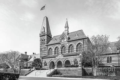 Photograph - Gallaudet University Chapel Hall by University Icons