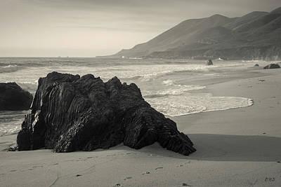 Photograph - Garrapata Beach Vi Toned by David Gordon