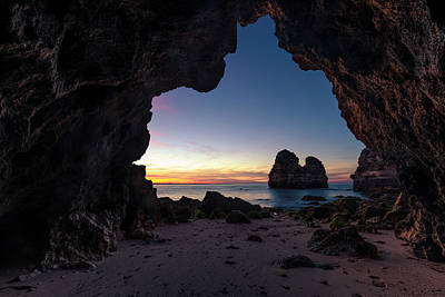 Photograph - Gate To The Ocean by Evgeni Dinev