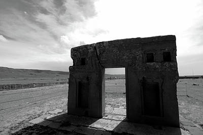 Photograph - Gateway To The Sun by Aidan Moran