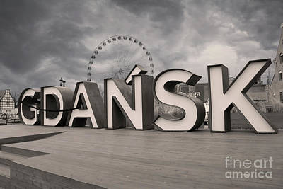 Photograph - Gdansk by Juli Scalzi