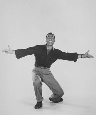 Photograph - Gene Kelly by Hulton Archive