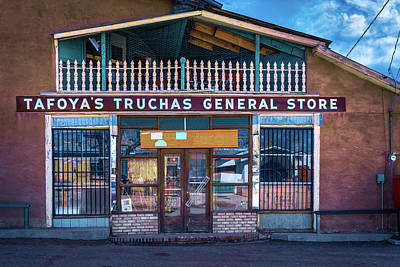 Photograph - General Store by Robert FERD Frank