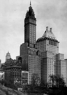 General Photograph - General View From Central Park Of by New York Daily News Archive