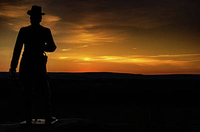 Photograph - General Warren Sunset by Dan Urban