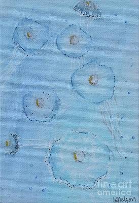 Painting - Gentle Bloom  by Kim Nelson