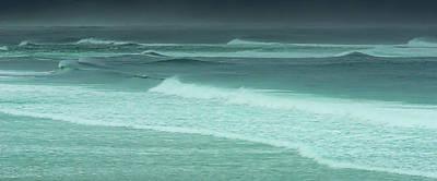 Photograph - Gentle Waves by Don Schwartz