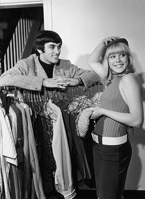 Photograph - George Best by Keystone Features