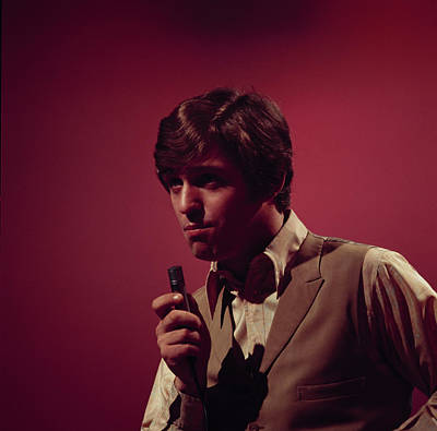 Photograph - Georgie Fame Performs On Tv Show by David Redfern