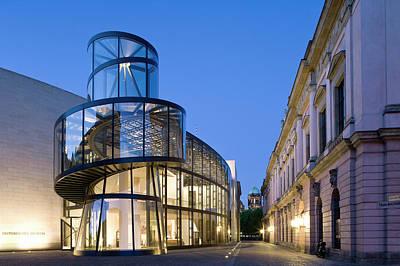 Photograph - German Historical Museum, Architect by H. & D. Zielske / Look-foto