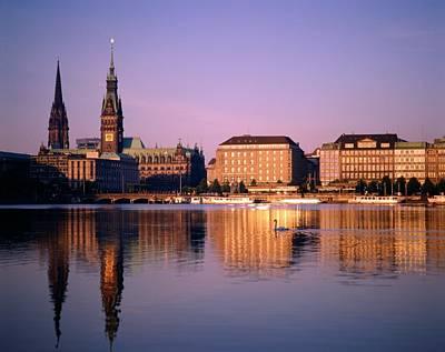 Photograph - Germany, Schleswig-holstein, Hamburg by Eurasia Press