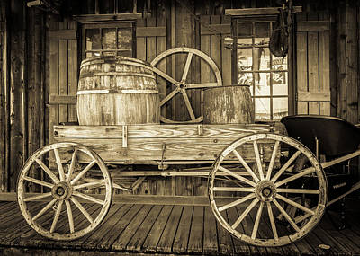 Animal Surreal - Get on the Wagon by BassArt Photography