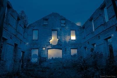 Photograph - Ghost Castle by Michaela Preston