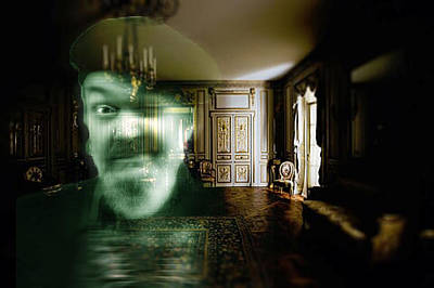 Photograph - Ghost Of Dr. John by Max Huber