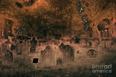 Wall Art - Photograph - Ghosts  And Shadows by Reynaldo BRIG Brigantty