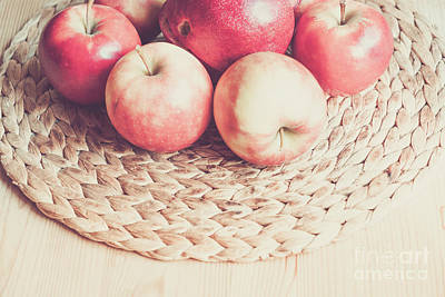 Photograph - Gifts Of Autumn Retro by Marina Usmanskaya