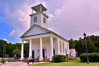 Photograph - Gillisonville Baptist Church Ridgeland South Carolina by Lisa Wooten