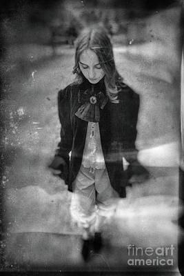 Photograph - Girl #1057 by Andrey Godyaykin