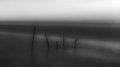Photograph - Gironde by Jorg Becker