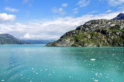 Photograph - Glacier Bay 6 by Dawn Richards