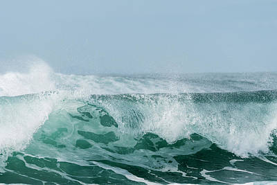 Photograph - Glass Surf by Robert Potts