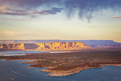 Photograph - Glen Canyon Page Az Xiii by David Gordon