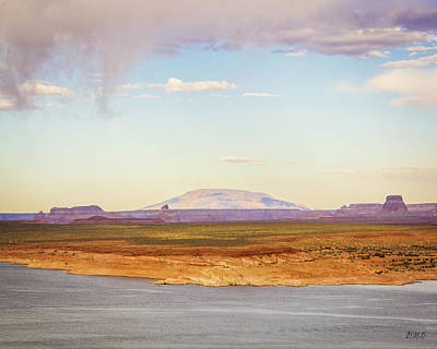 Photograph - Glen Canyon Page Az Xiv by David Gordon