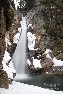 Photograph - Glen Ellis Falls In Spring by Doug Koski