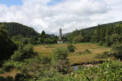 Photograph - Glendalough 4814 by John Moyer