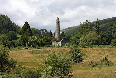Photograph - Glendalough 4815 by John Moyer