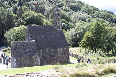 Photograph - Glendalough 4827 by John Moyer